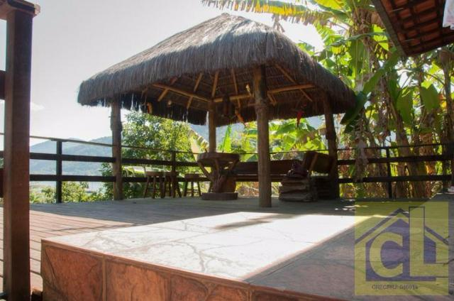CL 01- Casa na Ilha de Itacuruçá Mangaratiba-RJ com fantástica vista para o mar - Foto 20