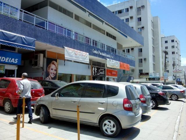 Candeias Loja Corredor Térreo 42m2 Melhor Galeria alto fluxo todo tipo de negocio R$180mil - Foto 2