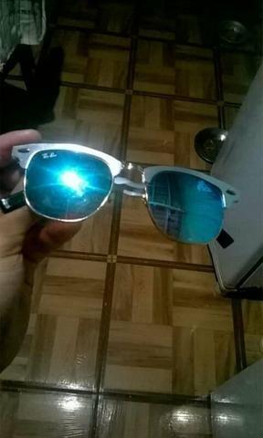 2c05be810 Óculos ray ban original alumínio espelhado - Bijouterias, relógios e ...
