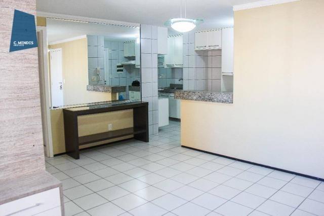 Apartamento 86 m², 3 quartos 2 suites 2 vagas, Parque del Sol, La Galateia, Parque Iracema - Foto 4