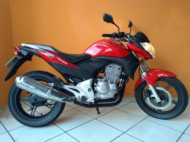 Honda CB 300 R 2011 Vermelha - Foto 6