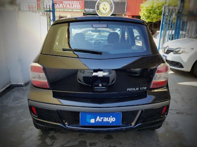 Chevrolet Agile 1.4 LTZ Flex - Foto 5