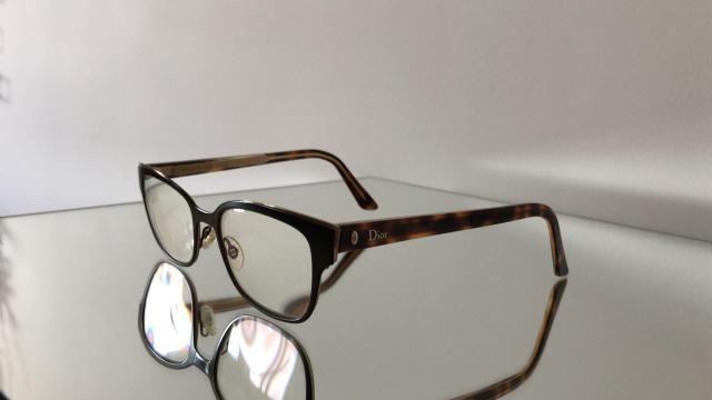 70d50b2fed820 Armação Óculos Dior - Bijouterias