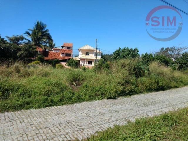 Terreno à venda, 602 m² por r$280.000,00 miguel couto - cabo frio/rj - Foto 9