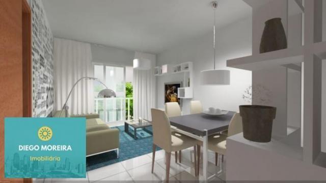 Apartamento com 2 dormitórios - Terra Preta - Aceita financiamento! - Foto 4