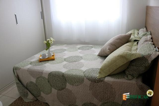 Quer sair do aluguel?? Aptos com 2 Qtos c/ área de lazer pronto p/morar em Valparaíso GO - Foto 16