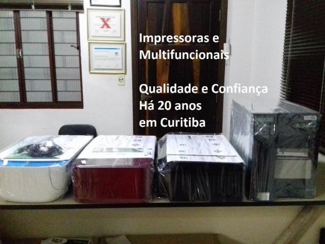 Assistência Técnica de Impressoras e Multifuncionais - Foto 6