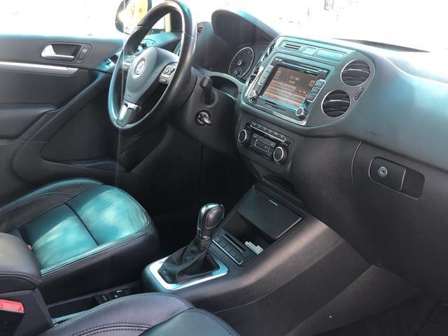 VW Tiguan 2.0 - Modelo 2014 - Super Conservada - Foto 14
