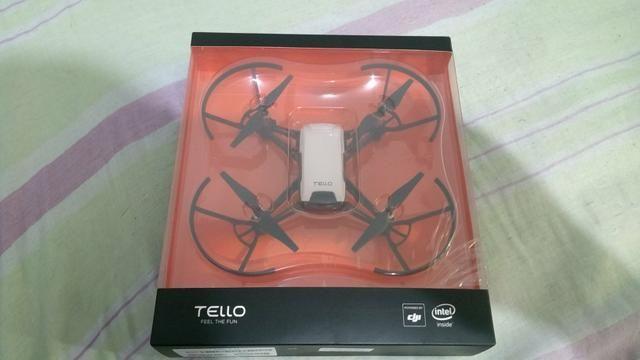 Drone djj tello aceito t r o c a s leia a descrição
