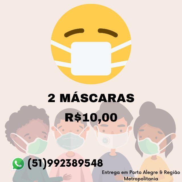 Vendo Máscaras - Foto 2