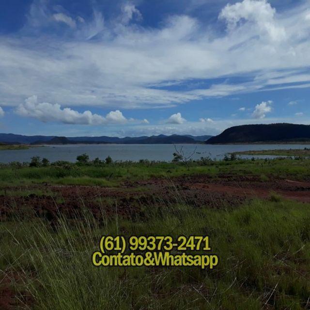 Lotes na Famosa Serra Negra, no Lago Serra da Mesa - Foto 2