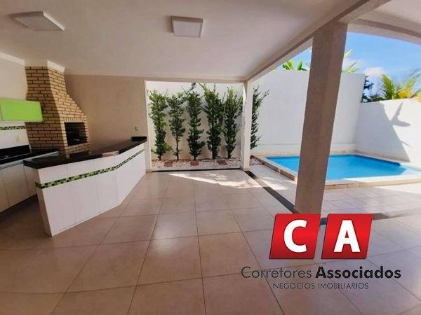 Casa em condomínio com 4 quartos no JARDINS MONACO - Bairro Jardins Mônaco em Aparecida de - Foto 3