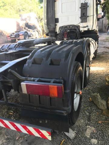 Vendo caminhões Mercedes versãos 2035 e outro iveco versão 380 truque - Foto 11