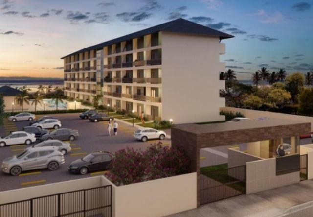 CB-Beira mar flat 1qts WC sala varanda R$ 199.000,00 - Foto 3