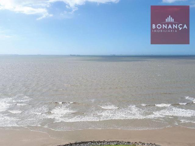 Ed. Flor do Vale, Alto Padrão, vista mar, Ponta do Farol, São Luis, Ma - Foto 18