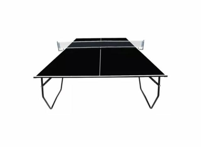 Mesa para Tênis de Mesa/Ping Pong Klopf 1087 - 15mm MDP - Preto - Foto 2