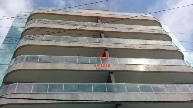 Apartamento alto padrão com 2 dormitórios - Cavaleiros - Macaé/RJ