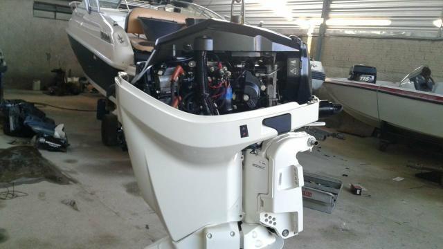 Motor evinrude 130 - Foto 5