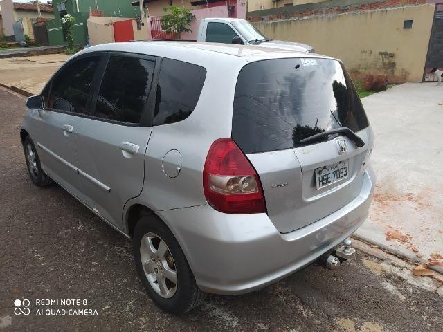 Honda fit ex automatico documento ok ( está em dourados ms) - Foto 4