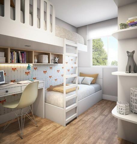 ;) Casas Sobrepostas com Garden em Condomínio Clube. - Foto 3