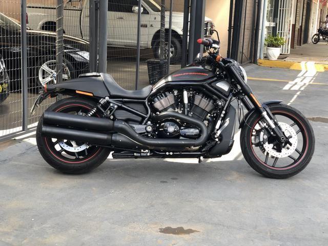 Harley V Rod Night 10 Mil km