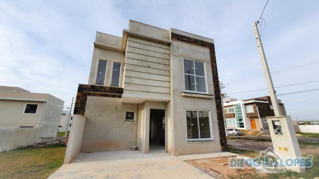 Casa à venda com 3 dormitórios em Campo de santana, Curitiba cod:547