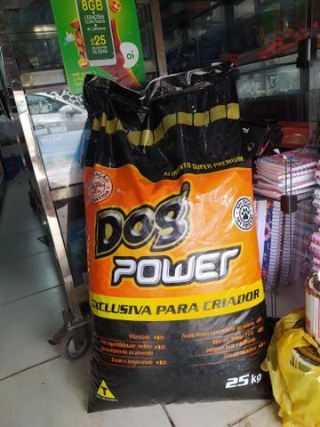 Ração Dog Power super premium 25 kg