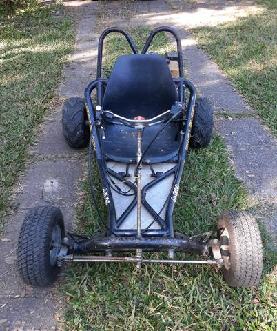 Drift buggy kart cross - Foto 2