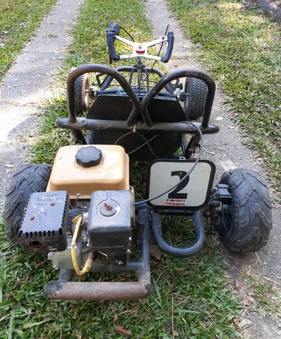 Drift buggy kart cross - Foto 4