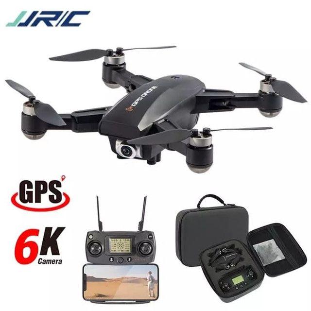Drone X16 com GPS e Motores Brushless