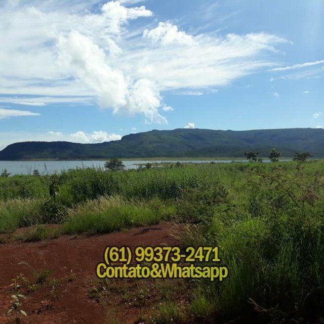 Lotes na Famosa Serra Negra, no Lago Serra da Mesa - Foto 3
