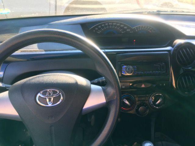 Toyota Etios 1.3 2014