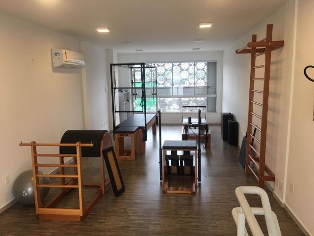 Studio De Pilates Completo Metalife