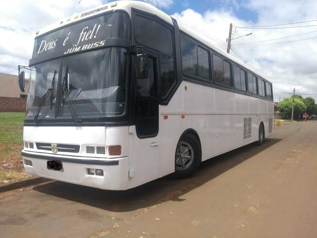 Onibus scania jum buss