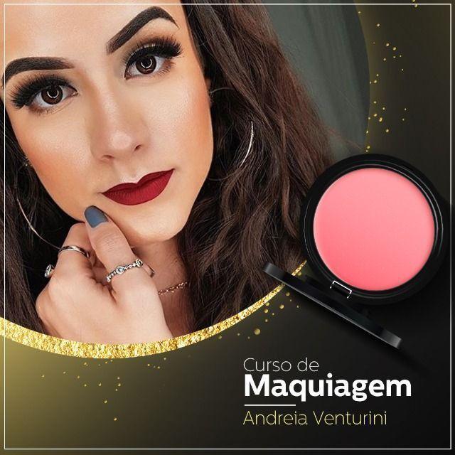 Curso de Maquiagem na Web - Foto 5
