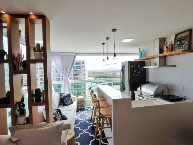 Apartamento Decorado de alto padrão com 3 Qts 1 suíte, 2 vgs com Lazer Completo - Foto 17