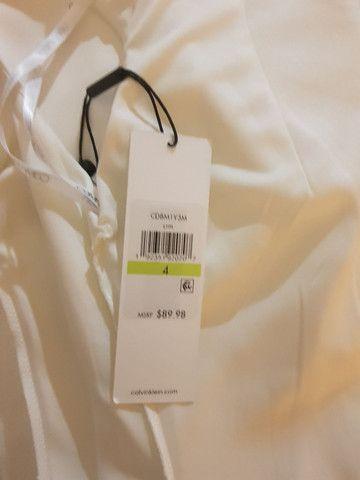 Vestido Calvin Klein Nunca Usado - Foto 6