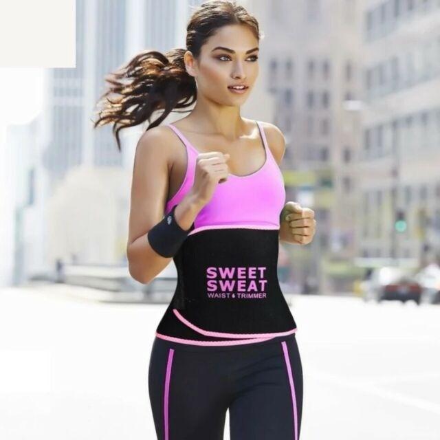 Cinta abdominal modeladora: Sweet Sweat - Foto 4