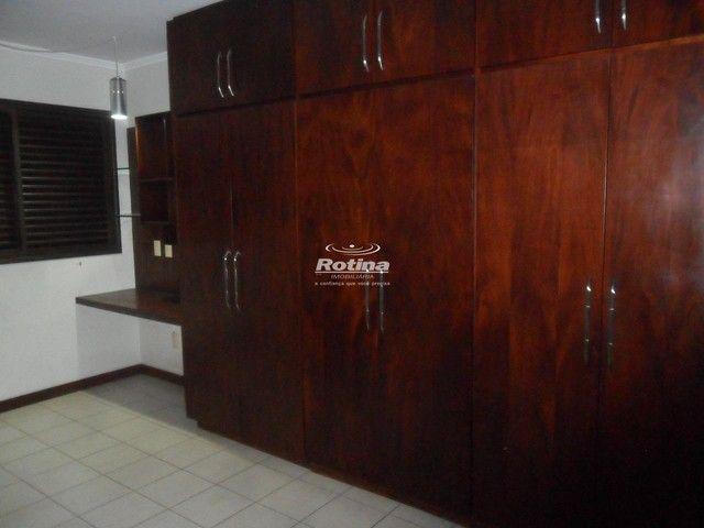 Apartamento para aluguel, 4 quartos, 2 suítes, 3 vagas, Saraiva - Uberlândia/MG - Foto 9