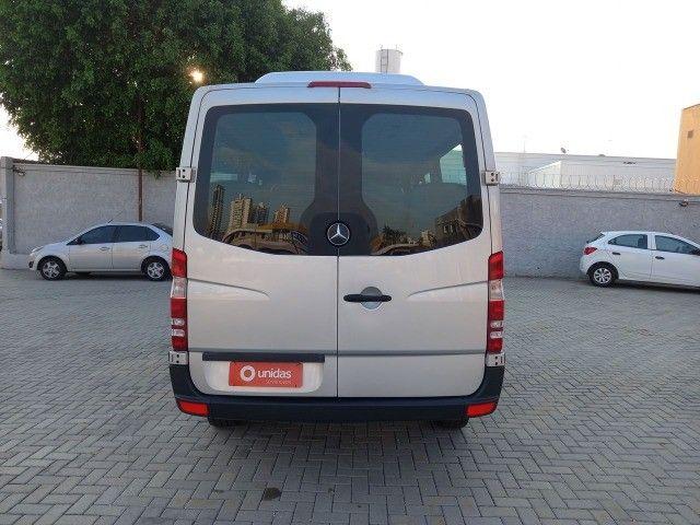 1698. Sprinter Van 416 Cdi TA 15+1 Diesel 2.2 Completa 2020 - 38.000 km - Foto 4