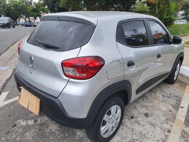Renault Kwid Zen 1.0 12V Flex 2019/2020 - Foto 5