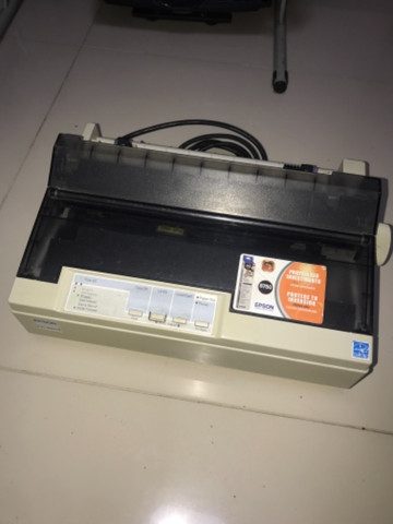 Impressora Matricial LX300+II - Epson - Foto 4