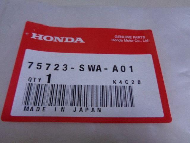 Emblema Adesivo 4WD do HRV da tampa da mala - Peça nova original - Cód 75723SWAA01 - Foto 2