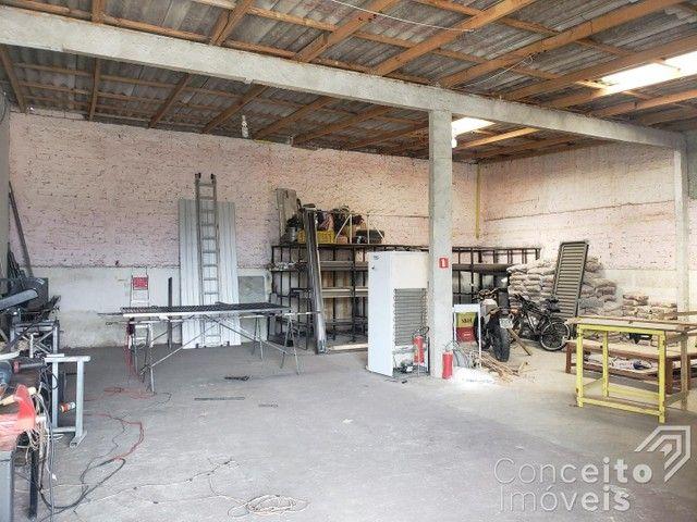 Galpão/depósito/armazém à venda com 4 dormitórios em Contorno, Ponta grossa cod:392477.001 - Foto 3