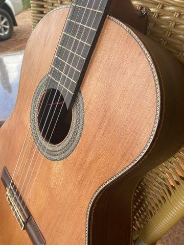 Violão luthier de jacarandá da Bahia  - Foto 4