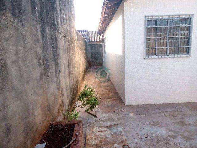 Casa no bairro Jd. Centenário para locação R$750,00. - Foto 4