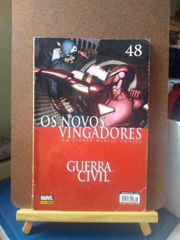 Os Novos Vingadores #48