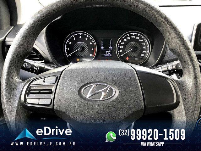 Hyundai Hb20 Vision 1.0 Flex Mec. - IPVA 2021 Pago - Novoooooo - Último Modelo - 2020 - Foto 12