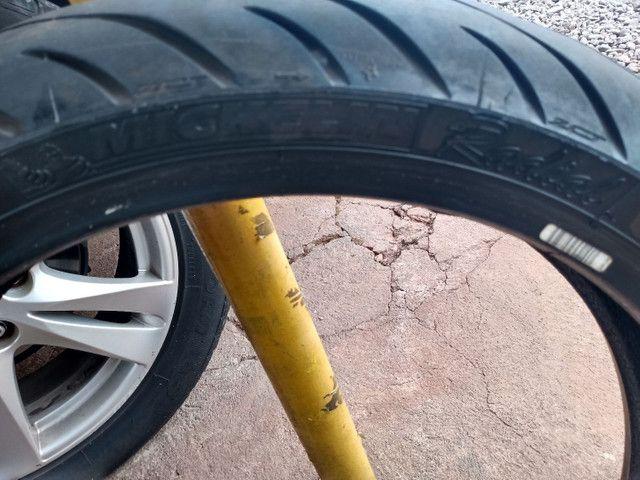 Pneu Michelin pilot road 2 120/70/17