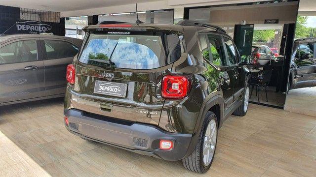 Jeep Renegade Limited 2021 1.8 flex 16V 4x2 AT  - Foto 4